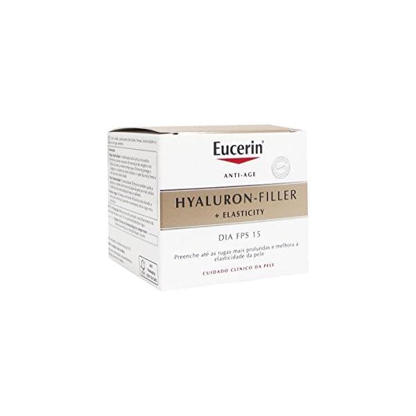 EUCERIN Hyaluron-Filler +Elasticity Dia FPS 15 50 Ml.