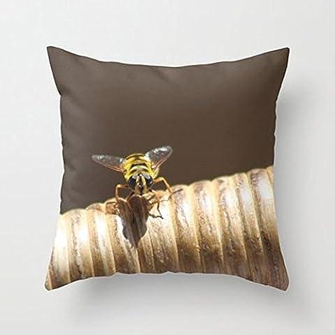 En Julio De Nueva Bee Funda de almohada Decoración del hogar almohada cubre