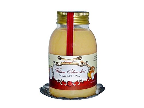 Milch Schaumbad (Einseifer Wellness Schaumbad Milch & Honig)