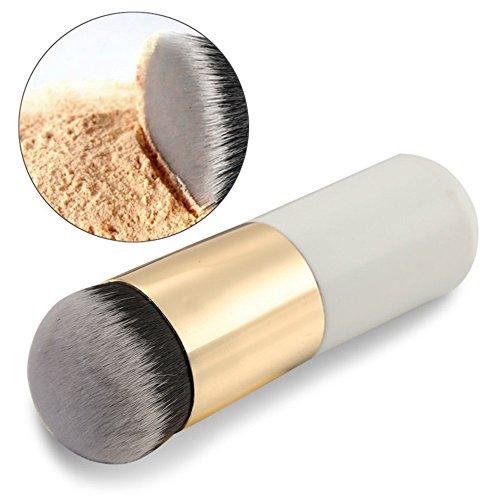Hacoly 1 BB creme Make-up Pinsel Chubby Lose Pulver Erröten Schminkpinsel Puder Damen Männer...