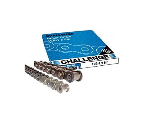 Challenge 101–029BS Roller Kette 08b-1Box, 5m (5Stück)