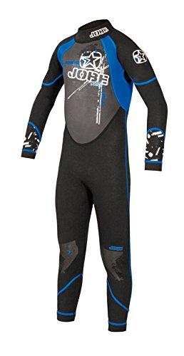 Preisvergleich Produktbild JOBE Full Suit Rebel Blue - 3mm Kinder Neoprenanzug, Tauchanzug, Overall, Größe 134-140 (M) - JOBE