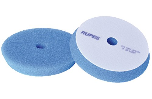Rupes Big Foot Polijst Foampad Blauw/Coarse 6/7 inch #9.BF180H