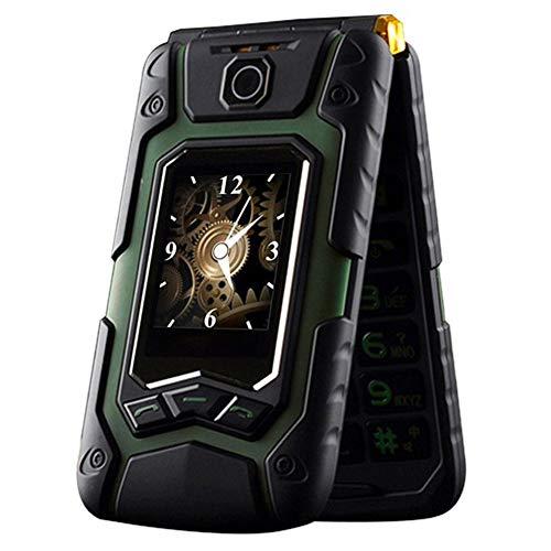 Mouchao X9 Elder Man Handy FM Radio Dual SIM GSM Long Standby Handy Gsm Flip Handy