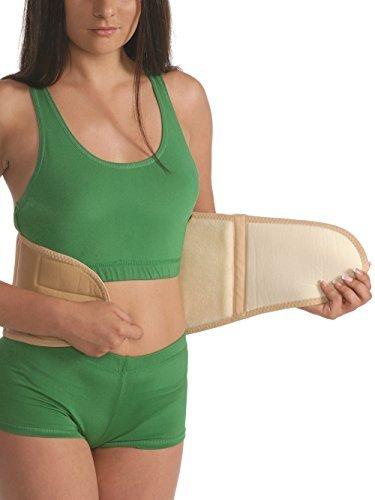 Korsett für Rücken Bandage Bauch Gurt Wärme Radikulitis 3051 M/L -