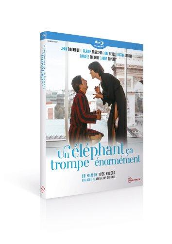 Un Éléphant ça trompe énormément [Blu-ray]