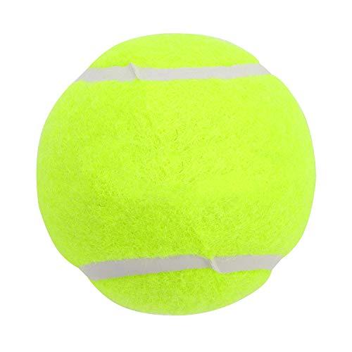 Vobor Pallina da Tennis - Palloni da Allenamento, Pallina da Tennis Pratica, Palline da Tennis in Gomma Morbida per Allenamento Esercizi di Allenamento per la Competizione (3 Pezzi)