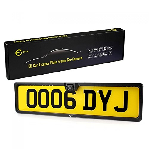 esky-ccd-car-license-plate-frame-rear-view-camera-for-european-cars-with-4-light-waterproof-wide-ang