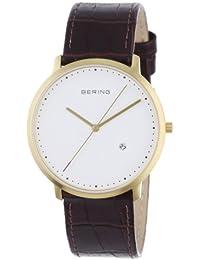 BERING Time Herren-Armbanduhr Slim Classic 11139-534