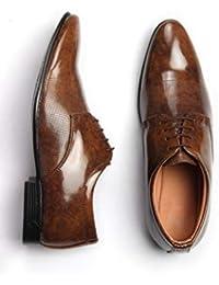 Digitrendzz Men's Patent Leather Formal Shoes For Men's + Party Wear Formal Shoes
