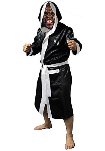 Rocky III Clubber Lang Adult Costume Robe (Kostüm Stallion Italian)