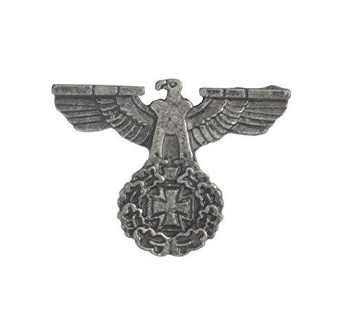 SunnyGod Buttons Abzeichen Dekoration Deutsch Adler Broschen Button Abzeichen für Kleidung Shirt Hüte Caps Taschen
