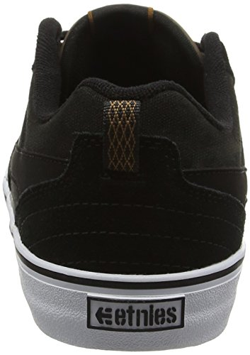 Etnies Rap Ct, Chaussures de skate homme Black (Black/Brown590)