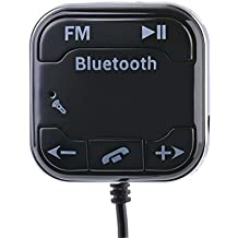 "XCSOURCE® 1.3 ""LCD inalámbrico Bluetooth manos libres kit de coche Reproductor de música MP3 Transmisor FM coche USB / SD / MMC con Remoto para IPhone Samsung HTC LG MA983"