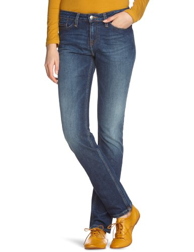 Tommy Hilfiger ROME, Jeans da Donna, Blu (Absolute Blue Wash 420), W28/L32