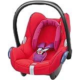 MaxiCosi CabrioFix Asiento de coche para bebé, grupo 0+, hasta 13kg rojo red orchid