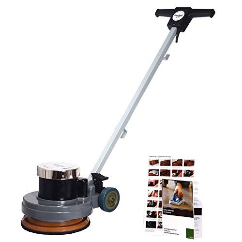 Floorboy XL Poliermaschine mit Treibteller, Anleitungen und Padkunde von Bioraum