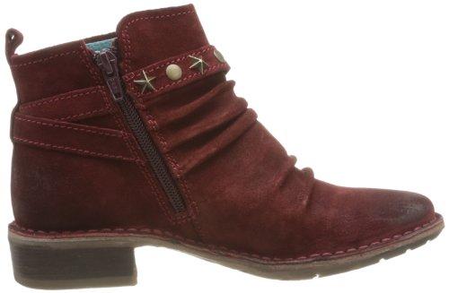 Kickers Great, Boots femme Rouge (Rouge Foncé 42)