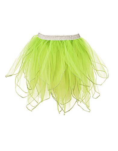 DREAMY DRESS-UPS 50478Lima tutú de Disfraz (Tamaño Mediano)