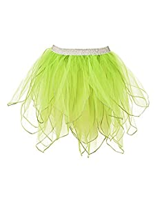 DREAMY DRESS-UPS 50465Lima tutú de Disfraz (Tamaño pequeño)