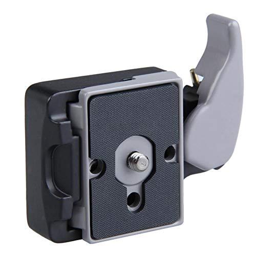 ckground Schnellwechsel-Kameraplatte für Manfrotto, 323 RC2 Rapid Connect-Adapter mit 200PL-14 14 Rapid-adapter