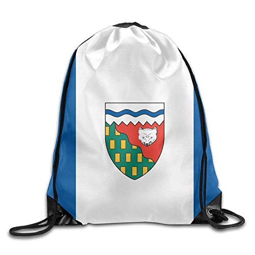 Etryrt Prämie Turnbeutel/Sportbeutel, New Mexico State Flag Drawstring Bags Polyester Backpack Outdoor Sports Gym Bag Yoga Runner Daypack Team Training Gymsack Big Capacity (Twin Sides)