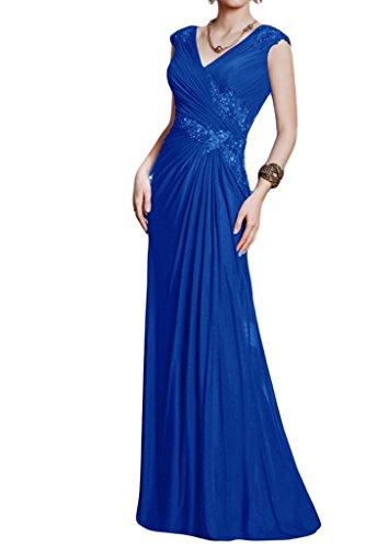 Gorgeous Bride - Robe - Femme Bleu roi