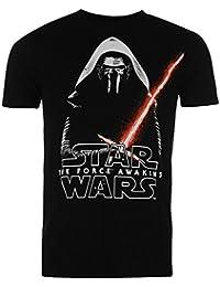 Star Wars T-shirt épisode 7T-shirt col rond manches courtes Top Vêtements Vêtements