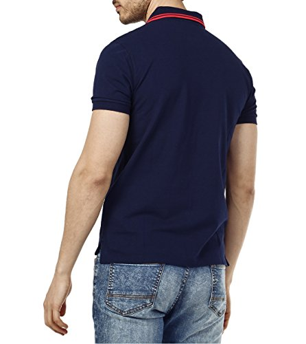 U.S.POLO ASSN. Herren Poloshirt Sebastian blau (Blu (177))
