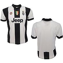Réplica de la Camiseta oficial del equipo fútbol JUVENTUS de nombre no 2016-17 sin