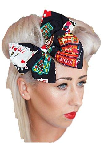 casino-print-large-hair-bow