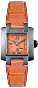 Tissot Damen-Armbanduhr Tablo' D Txs Analog Quarz T60124993