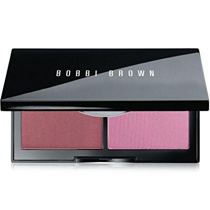 Make-up Blush Duo (Bobbi Brown Makeup Wangen Blush Duo Nr. 02 Sand Pink / Pale Pink 8 g)