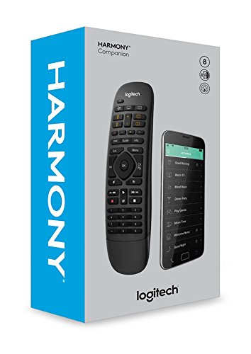 Logitech Harmony Companion Télécommande Universelle 6 à 10