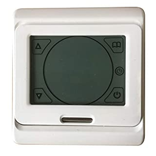10 x Digital Touch Screen Thermostat for Underfloor Heating Systems
