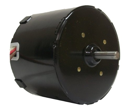 Fasco D534 3.3-Inch Diameter Shaded Pole Motor, 1/35-1/100 HP, 115 Volts, 1500 RPM, 1 Speed, 1.4-.5 Amps, CW Rotation, Sleeve Bearing by Fasco -