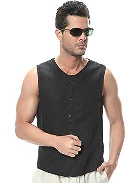 Insun - Camiseta de tirantes - para hombre