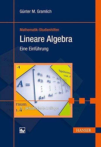 Lineare Algebra: Eine Einführung
