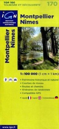 Montpellier/Nimes: IGN.V170