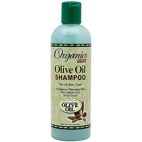 Africa Best ORGÁNICOS Aceite De Oliva champú