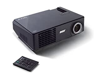 Acer X1160 - Projecteur DLP - 2000 ANSI lumens - SVGA (800 x 600) - 4:3