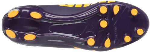 Puma  evoSPEED 4.2 FG,  Scarpe da calcio uomo Viola (Violett (blackberry cordial-fluo orange-fluo pink 02))