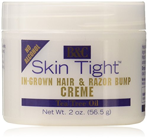 Razor Bump-creme (B & C Skin Tight Ingrown Hair & Razor Bump Creme 59 ml (Rasierbeulen))