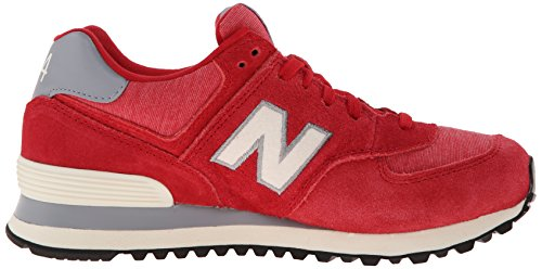 New Balance WL 574 PGW Teal White Rosso
