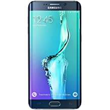 "Samsung Galaxy S6 Edge+ - Smartphone libre Android (pantalla 5.7"", cámara 16 Mp, 32 GB, Octa-Core 2.1GHz Quad + 1.5GHz Quad, 4 GB RAM), negro [modelo italiano]"