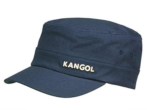 Kangol Casquette Army Ripstop Army Cap Homme - Bleu