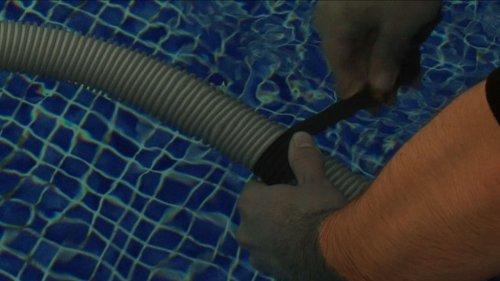 tesa 4600Selbstverschweißendes Klebeband für extreme Bedingungen, 25mm x 3m-schwarz