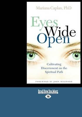 [Eyes Wide Open (1 Volume Set)] (By: Mariana Caplan) [published: July, 2010]