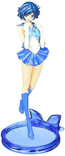 Bandai Tamashii Nations S.H. Figuarts cero Sailor mercurio Pretty Guardian Sailor Moon Crystal figura de acción