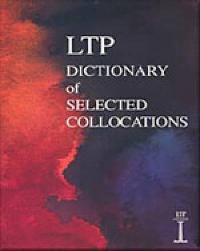 Ltp Dictionary of Selected Collocations